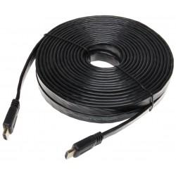 KABEL HDMI-10-FL 10m