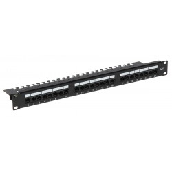 PATCH PANEL RJ-45 PP-24/RJ/6C