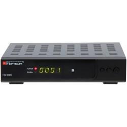 TUNER CYFROWY DVB-S/S2 OPTI-X300/HD