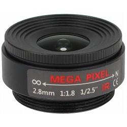 OBIEKTYW STAŁY IR MEGA-PIXEL 30CS25-28 2.8mm LENEX