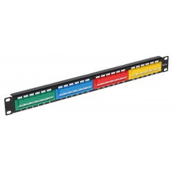 PATCH PANEL RJ-45 PP-24/RJ-KAT