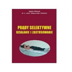 PODRĘCZNIK LECZENIA PRĄDAMI SELEKTYWNYMI SELECTRONIK/KSIAZKA