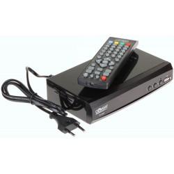 TUNER CYFROWY HD DVB-T/DVB-T2 TE-1060-HD/COM