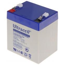 AKUMULATOR 12V/5AH-UL ULTRACELL