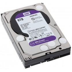 DYSK DO REJESTRATORA HDD-WD60PURZ 6TB 24/7 WESTERN DIGITAL