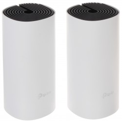 DOMOWY SYSTEM WI-FI TL-DECO-M4(2-PACK) 2.4 GHz, 5 GHz 300 Mb/s + 867 Mb/s TP-LINK